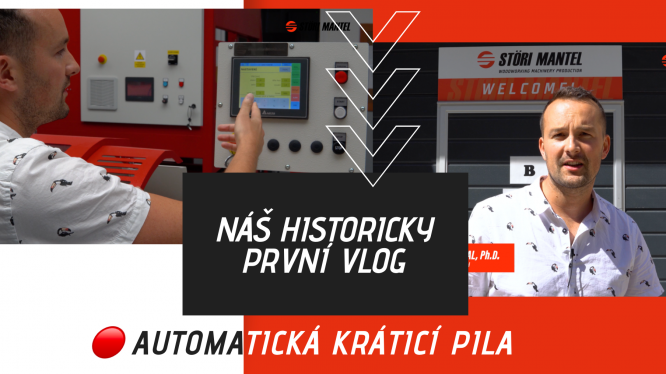 Through these few minutes we will be happy to introduce you to gadgets, tips and tricks directly from our workers, who manufacture and program machines.