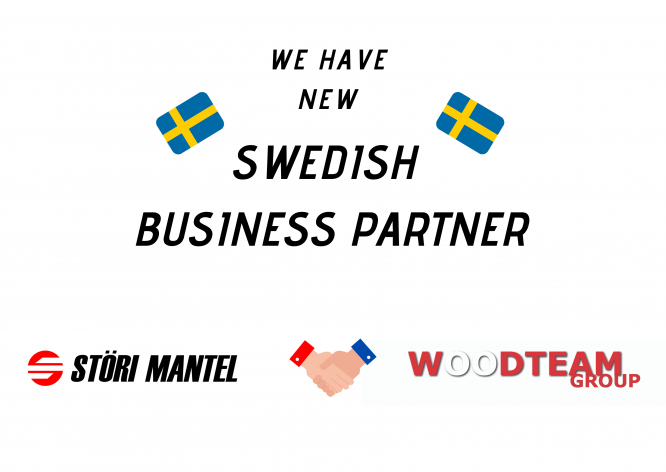 Let us introduce you our new business partner!